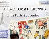 1 ParisBreakfast Map sent from Paris!