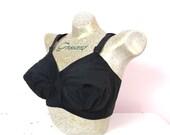 Vintage Full Figured Exquisite Form Bra Size 40