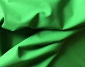 Kelly Green Bella Solid By Moda 100% Cotton Quilting Fabric