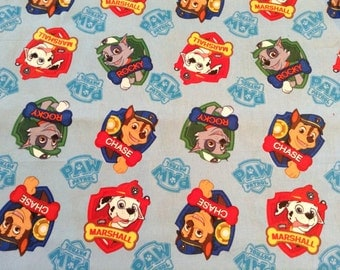 Paw Patrol -- Childrens Plush Hooded Towel