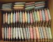 Bakers Twine, SALE, 12 Colors Available, Bakers Twine, Yardages 5, 10, 20, 25, 50 or 100, Choose Color, by Annie42 - AR Creations on Etsy