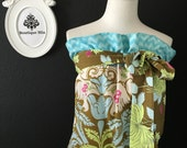 Balloon Tube TOP - Amy Butler - Made in ANY Size - Boutique Mia