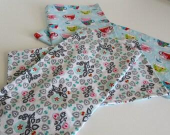 Everyday Cloth Napkins Cotton mixed prints