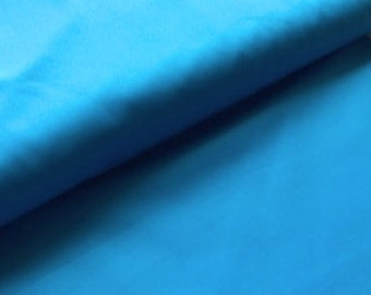 Fabric Finders Turquoise Pique: 1/2 yard