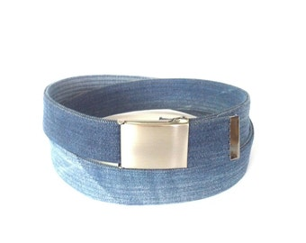 jeans denim belt men's and women's