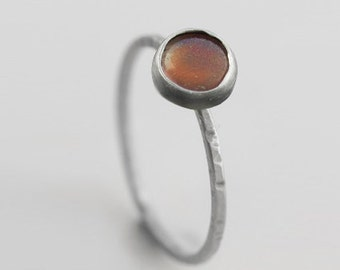 Oregon Sunstone Ring by VK Designs in Portland, OR VK1420