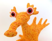 Alien Toy, Toys for Boys, Dragon Toy, Monster Toy, Alien Plush, Dragon Plush, Monster Plush by Adopt an Alien named Zane