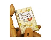 Sumer Is I-Comen In, Bo Press Miniature Book