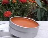 Sea Buckthorn Salve with Calendula Infused Organic Sunflower - Herbal Balm - Sea Buckthorn Balm - Organic Ingredients - 1 Oz