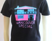 Chantale Doyle for Blim Neon Vancouver Special T-shirts!!
