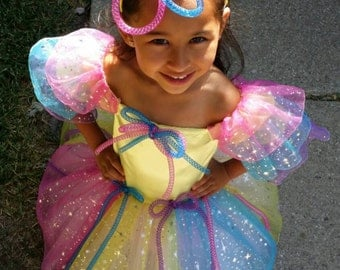 Fairy Princess Costume for little girl