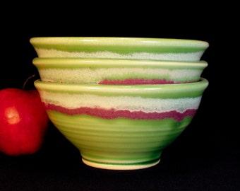 Dessert Bowl- 33% Off Clearance- Ice Cream Bowl- Serving Bowl- Condiment Bowl- Dipping Bowl- Dessert Dish- Sauce Dish- InStock
