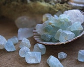 Blue Topaz // Rough Blue Topaz // Raw Blue Topaz // Healing Crystals and Stones // Chakra Stones // Throat Chakra // Communication Aid