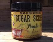 Limited Edition Pumpkin Pie Sugar Scrub Vegan Organic