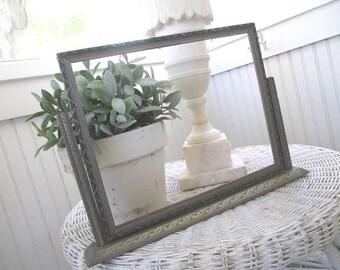 Vintage Swivel Frame * Art Deco * Shabby Cottage * Rare