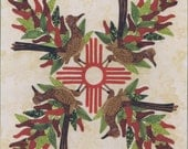 American Album New Mexico Land of Enchantment pattern by Pearl P. Pereira