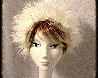 Fun Faux Fur Curly Mongolian Headband + Reduced Shipping
