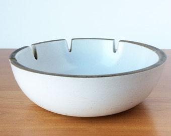 Vintage Heath Ceramic Ashtray, Mid Century Modern