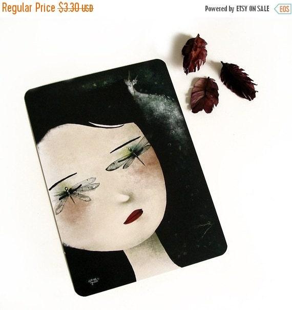 30% Off Halloween Sale - Souvenirs - Postcard