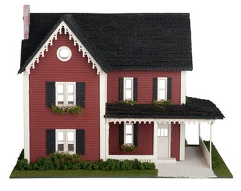 Complete Quarter Inch Country Style Farm House Kit