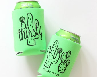 Thirsty Cactus Beverage Cooler