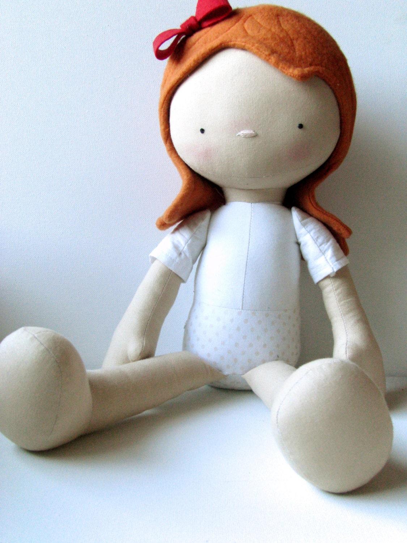 free cloth doll patterns pdf