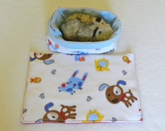 Soft Sac 2pc  Lap pad & Nest Set med - My Pets