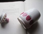 Vintage Jam Jar * Knotts Berry Farm Souvenir * California Amusement Park 1950's 1960's * Jelly Jar *Berries Berries Berries