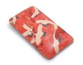 Leather iPhone 6s Case/ iPhone 6 Case/ iPhone 5s Case/ Smartphone case - Kimono Collection No. 3