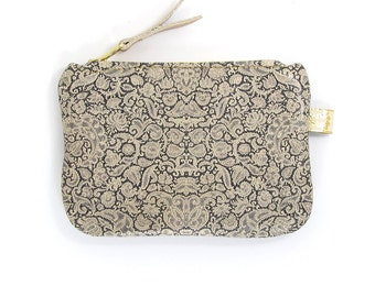 Leather Purse - Lace
