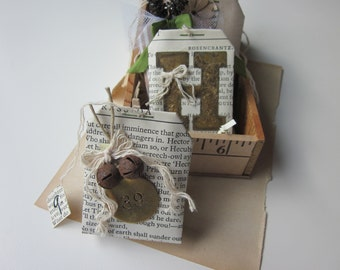 Tea-Bag Shaped Party Favors Hostess Gifts