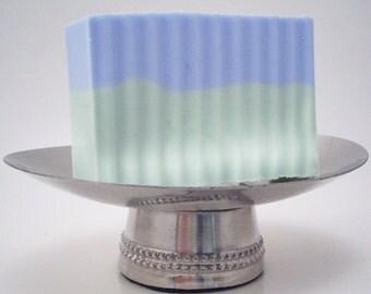 Peppermint Eucalyptus Cocoa Butter Soap