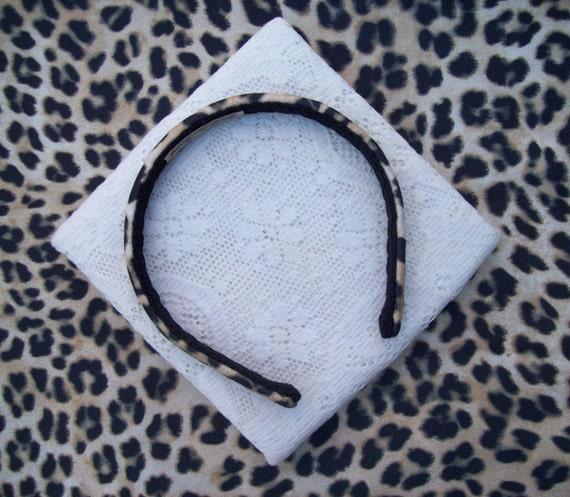Little Leopard Headband