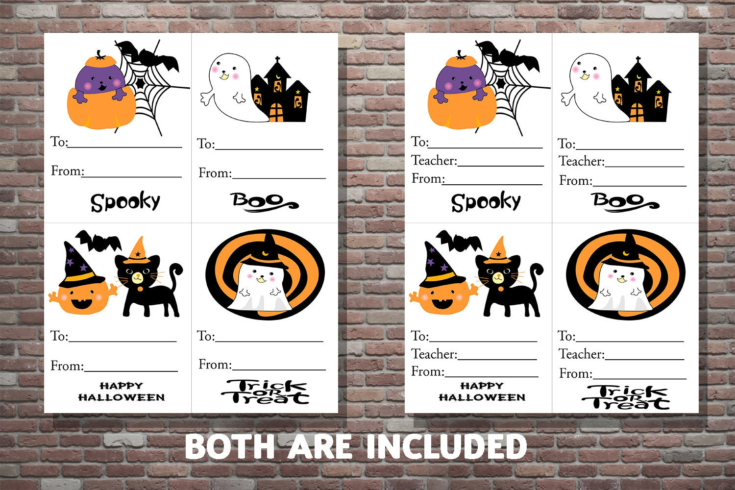 Remarkable image pertaining to boo grams printable