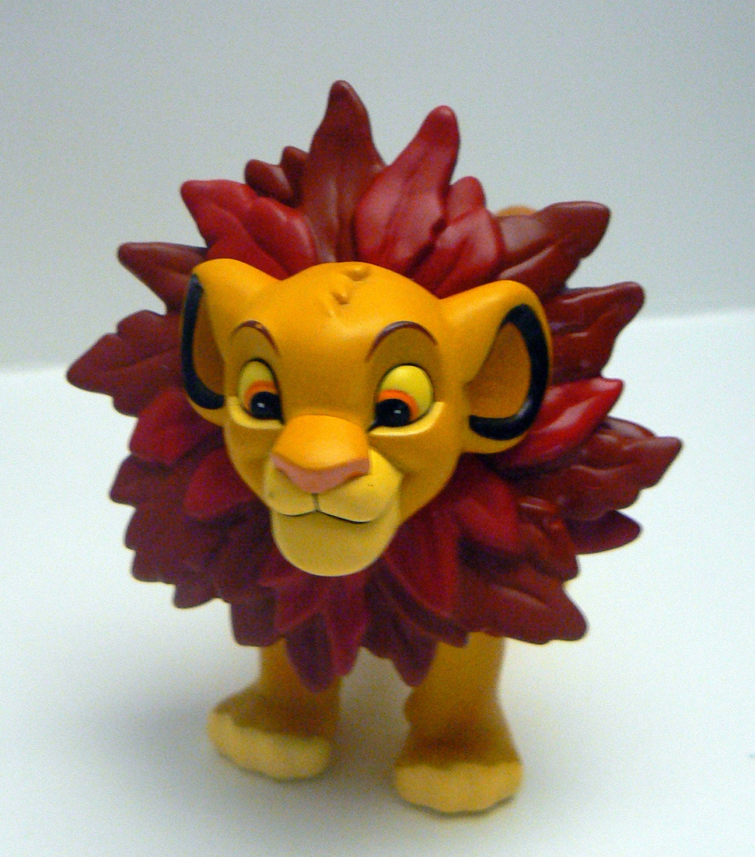 Disney Lion King Simba Cub Ornament Christmas Magic Grolier