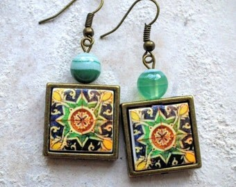 Unique Talavera Tile Related Items Etsy