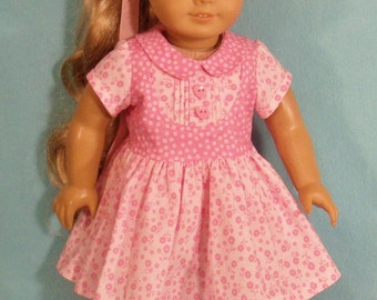 1950's Dress for 18 inch Doll