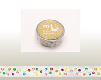 mt 2015 mt Christmas tape - single - lights