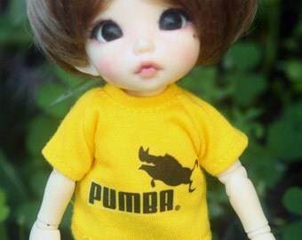 Lati yellow / Pukifee T-shirt