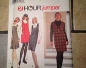 Simplicity 9757 Size L, XL Misses' 2 Hour Jumper Pattern UNCUT