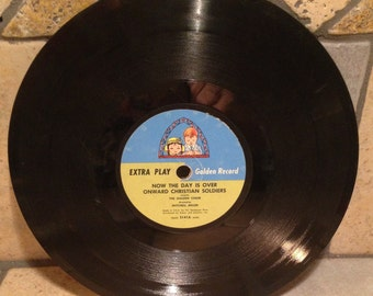Jesus Wants Me For a Sunbeam and Jesus Loves Me Children's Record by Golden