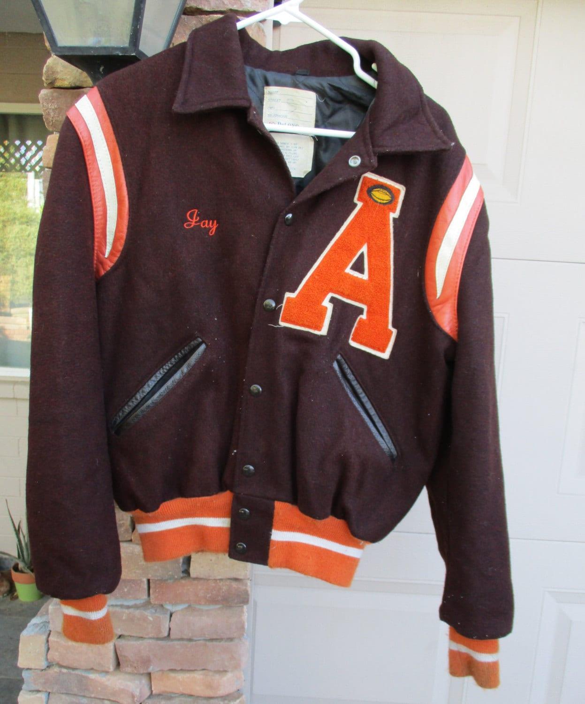 Letterman Jacket Vintage 28