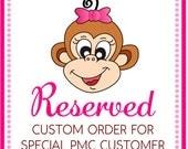 Custom order request from courtneycarrelha
