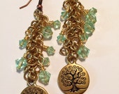 Tree of Life Earrings for Catherine