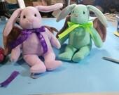 2 bat bunnies for ranbow dash!