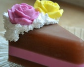 Birthday Cake Vegan Soap
