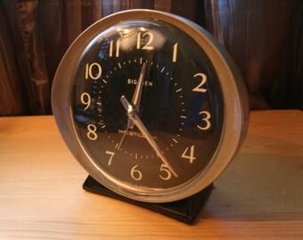 Big Ben Vintage Westclox Mechanical Clock