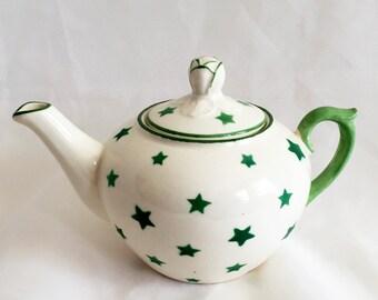 Star of the Day - Vintage Tea Pot - Czechoslovakia