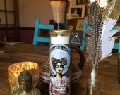 Hand Crafted Meditation Candle