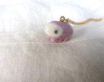 Petit Waterbear Pendant-lilac